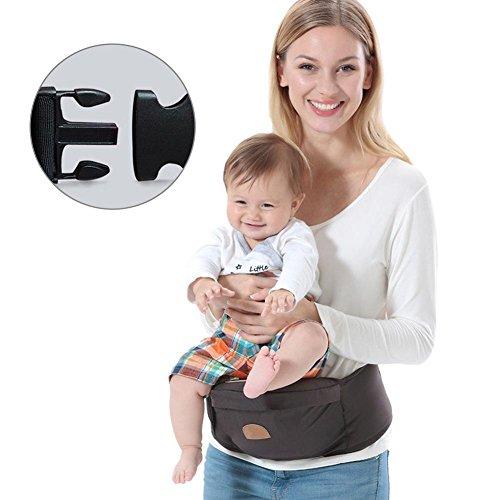Domybest multifonctionnel Porte bébé Hip Siège ergonomique Portable aux  avant et arrière Sangles Sling, à 532cad60f5d