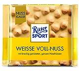 Ritter Sport Weisse Voll-Nuss, 100 g