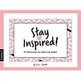 Postkarten Sprüche - Postkarten Set mit 25 hochwertigen versch. liebevollen Motiven und wunderschönen Sprüchen und Zitaten