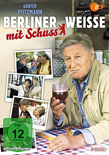 Berliner Weiße mit Schuss - Box (6 DVDs)