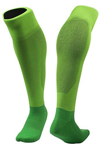 uooja-chaussette-de-sport-femme-vert-green-m-pour-hommes-14-et-en-haut