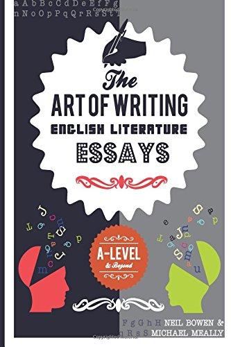 writing essays in english literature