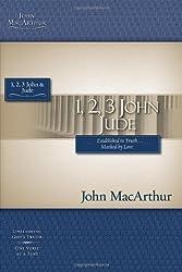 1, 2, 3 John & Jude (MacArthur Bible Studies) by MacArthur, John (2007) Paperback