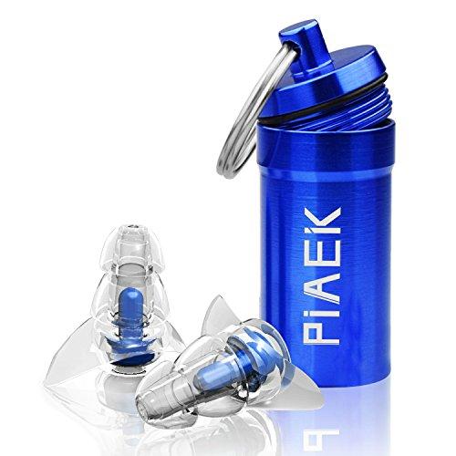 Tapones para los oídos Protección Auditiva Profesional Cancelación de ruido para conciertos...