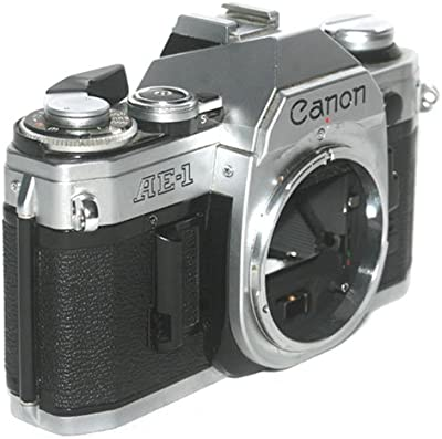 Canon AE-1 AE1 AE 1 Body Reflex Camera