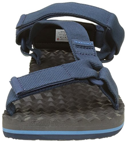 The North Face Herren Base Camp Switchback Knöchelriemchen Sandalen Blau (Shady Blue/cendre Blue)