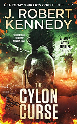 The Cylon Curse (A James Acton Thriller, #22) (James Acton Thrillers) (English Edition)