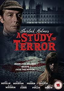 Study In Terror. A - Sherlock Holmes (Digitally Remastered) [Edizione: Regno Unito] [Import anglais]