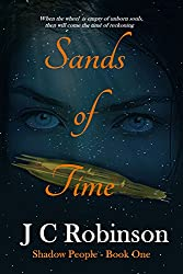 Sands of Time (Shadow People Book 1)