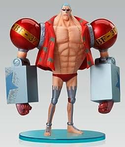 One Piece Super Styling EX Gigantic Figur: Franky / Frankie 16 cm