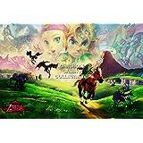 "CGC enorme–Póster de The Legend of Zelda Ocarina of Time Nintendo 3DS N64Gamecube–zelo04, papel, 24"" x 36"" (61cm x 91.5cm)"