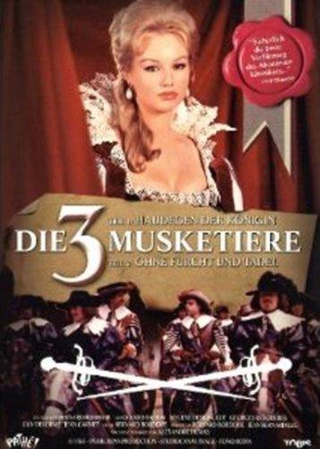 Bild von Die drei Musketiere - Teil 1 und 2 [2 DVDs]