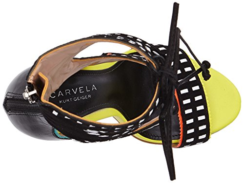 Carvela Gozo, Escarpins femme Noir - Black (Black Comb)