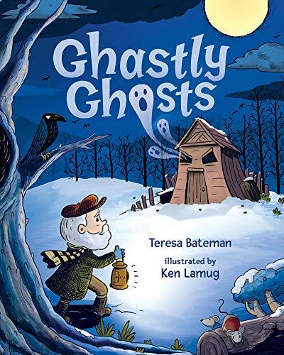Ghastly Ghosts (English Edition)
