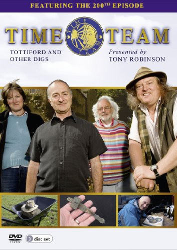 Tottiford and Other Digs (3 DVDs)