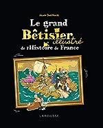 Le Grand Bêtisier de l'histoire de France illustré de Alain Dag'Naud
