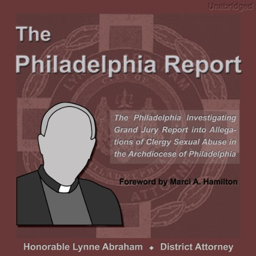 The Philadelphia Report  Audiolibri