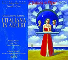 OPD 7023 Rossini-L'italiana in Algeri: Italian-English Libretto (Opera d'Oro Grand Tier) (English Edition) de [Rossini, Gioachino]