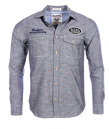 von-dutch-homme-chemise-en-jeans-bleu-boston-regular-fit