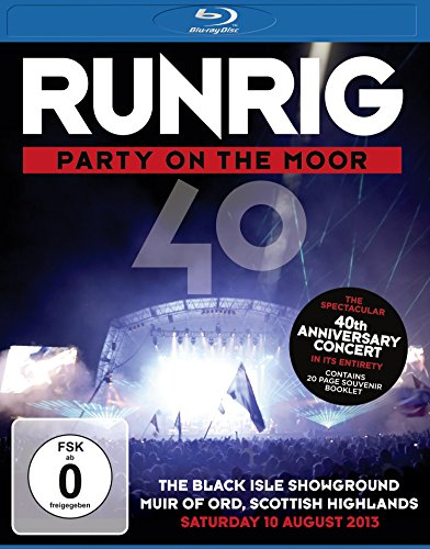 Party On The Moor (The 40th Anniversary Concert) [Blu-ray]