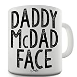 Twisted Envy Daddy McDad Face Ceramic Funny Mug - Best Reviews Guide