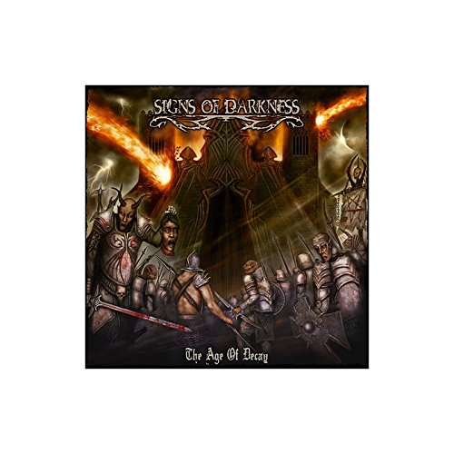 Signs of Darkness - The Age of Decay CD -