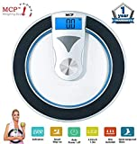 Best Bathroom Weighing Scales - MCP Digital Personal Weighing Machine for Human Body Review