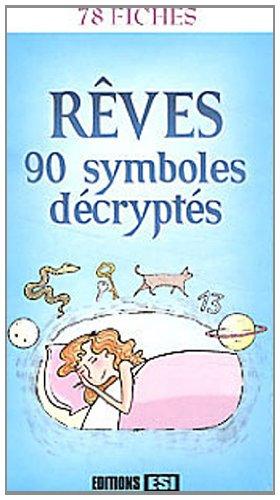 Rêves 90 symboles décryptés