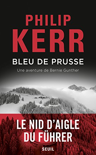 Bleu de Prusse (ROMAN ET.HC) par Philip Kerr