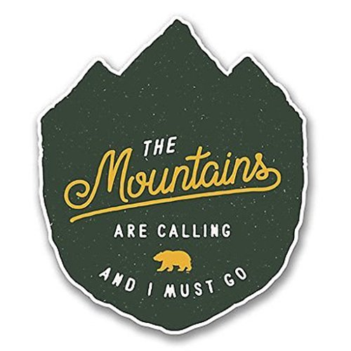 ni380-2-pack-the-mountains-are-calling-sticker-decal-premium-quality-vinyl-sticker-4-inches-by-35-in