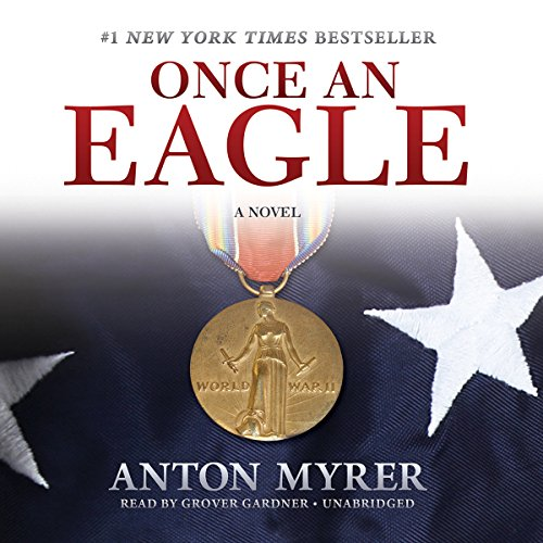 Once an Eagle  Audiolibri