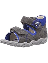 Kennedy Sko - Zapatillas de Material Sintético para niño gris gris, color gris, talla 28 EU