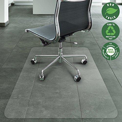 Tappeto salvapavimento ecologico Office Marshal® per pavimenti duri | 100% PET | diverse misure, 120x300 cm