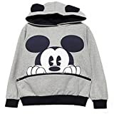Ninimour- Fashion Sweats à capuche de Femme Casual Mickey Mouse
