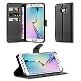 Samsung Galaxy S6 EDGE Hülle in SCHWARZ von Cadorabo -