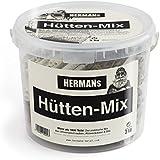 """'Hermans """"Cabañas de Mix Juego de tornillos con más de 1000piezas práctico Mix de Universal Tornillos, tacos multiusos & puntas"""