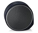 #3: Logitech X100 Wireless Bluetooth Speaker (Black and Grey)