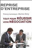 Reprise d'entreprise - Tout pour réussir votre négociation - Format Kindle - 9782818804186 - 24,99 €
