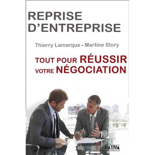 Reprise d'entreprise - Tout pour réussir votre négociation