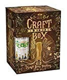 KALEA Craftbeer-Bierbox (7x 0,33l Craftbeer-Spezialitätenbiere mit Glas)