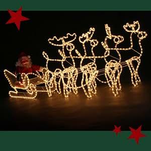 Decoration Noel Exterieure Renne