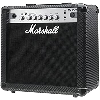 Marshall MG15CFR 15 Watt Guitar Amp With Reverb