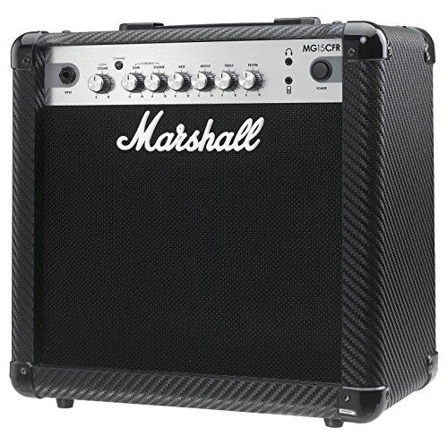 Marshall MG15CFR - Amplifier combo 15 w reverb mma