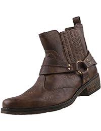 febd3872e96 Amazon.fr   santiag homme - 47   Bottes et boots   Chaussures homme ...