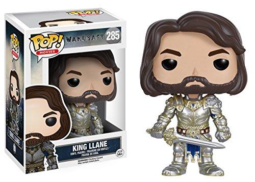POP Vinilo Warcraft King Llane