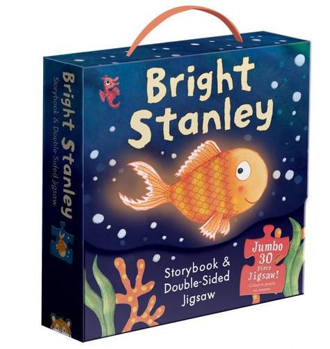 Bright Stanley: Storybook and Double-Sided Jigsaw