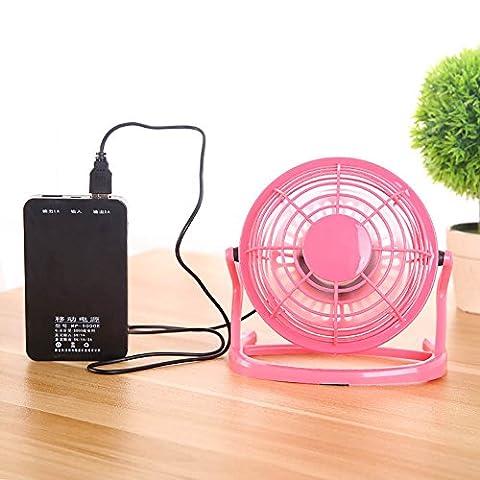 VANKER-Ventilador-USB-ventilador-de-mesaventilador-portatilventilador-para-PC-Rosa