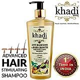 Best Hairloss Shampoos - Khadi Global Anti Hair Loss and Hair Growth Review