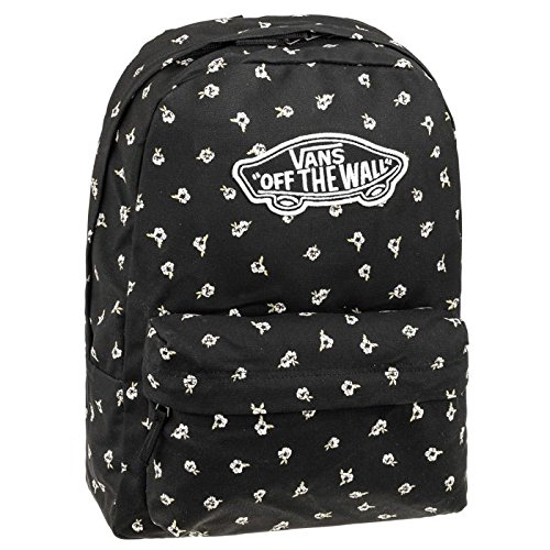 Vans REALM BACKPACK Mochila tipo casual, 42 cm, 22 liters, Varios colores (Fall Floral)