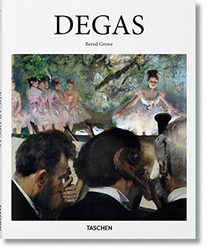 Degas. Serie Basic Art 2.0 por Edgar Degas